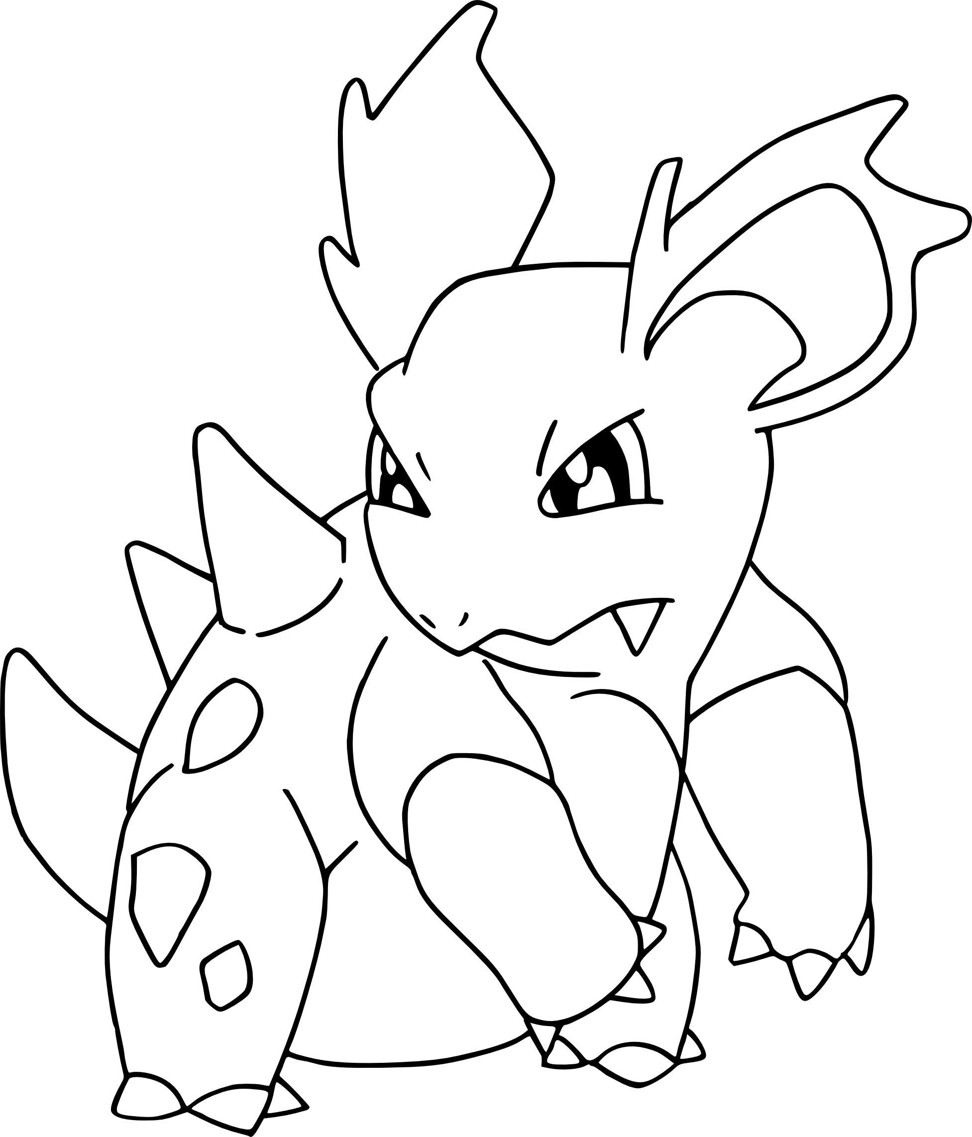 Nidorina The Pokemon Images