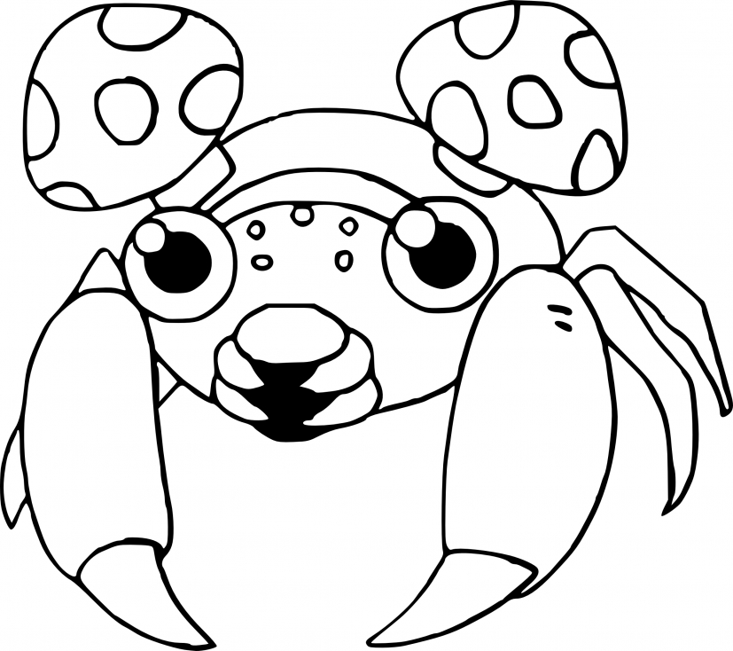 Coloriage Paras Pokemon