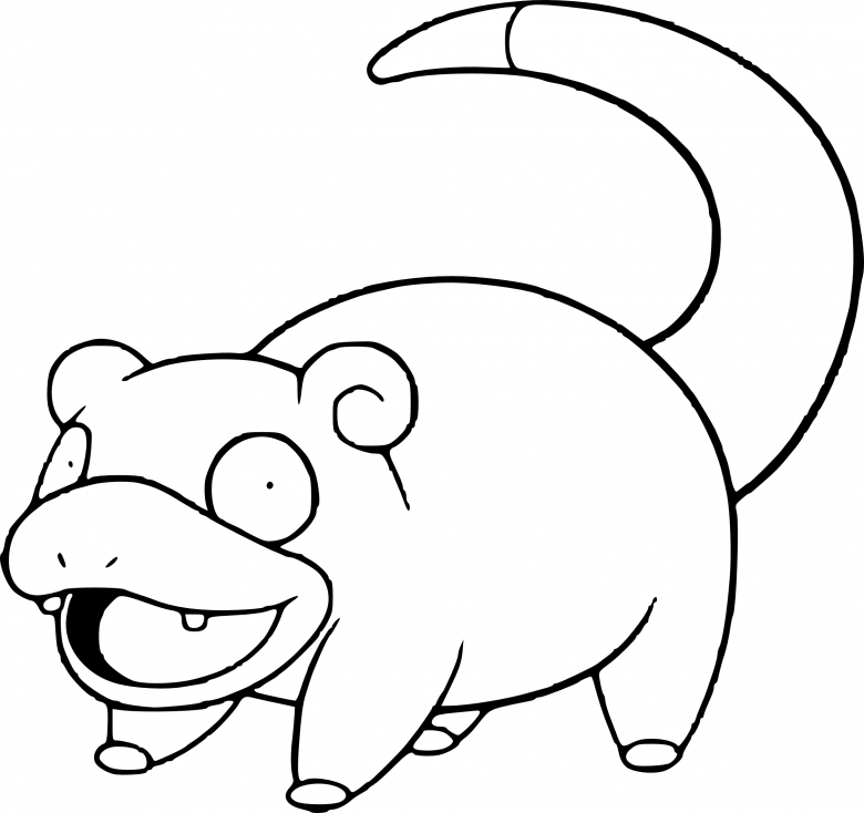 Coloriage Ramoloss Pokemon