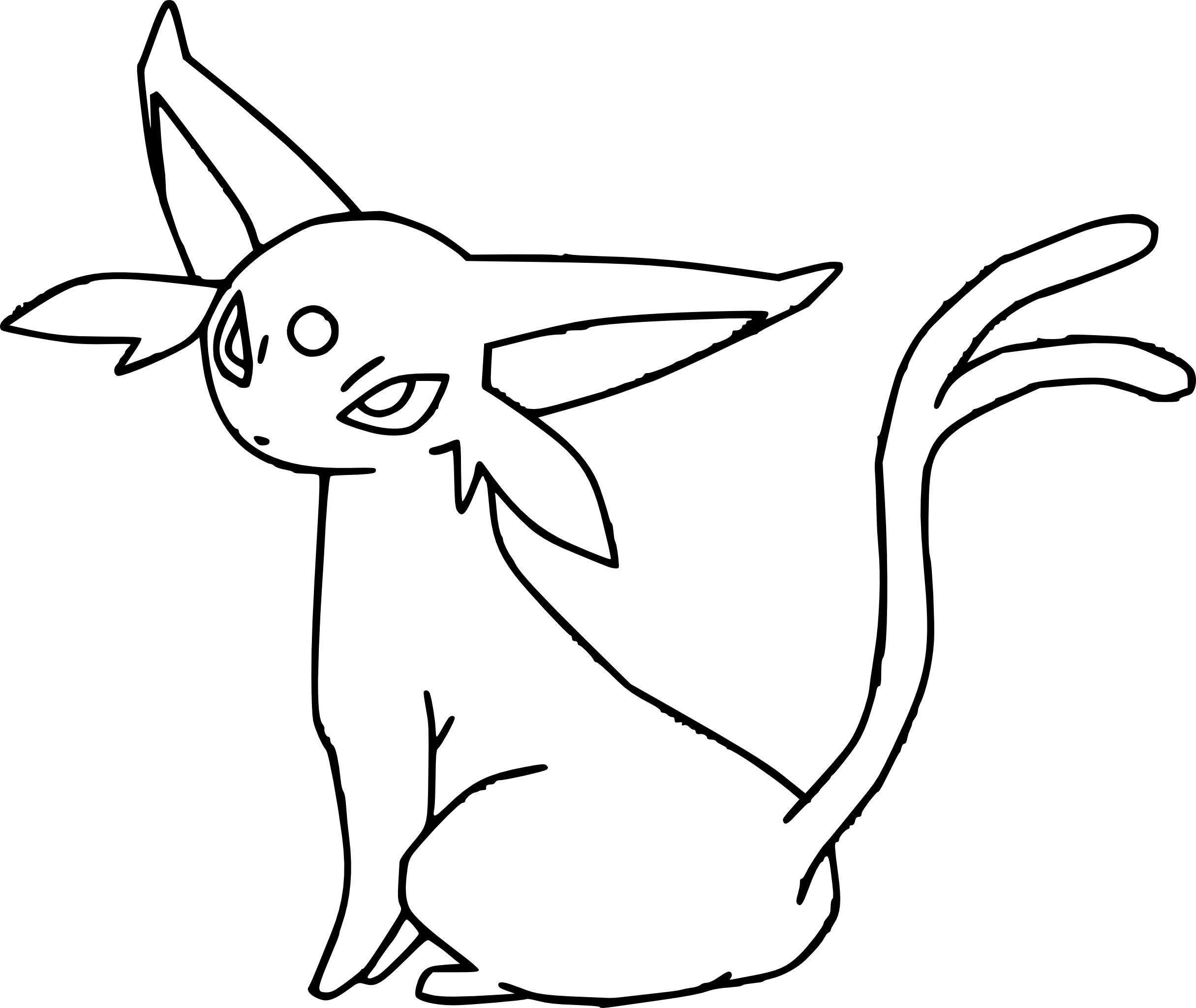 coloriage mentali pokemon