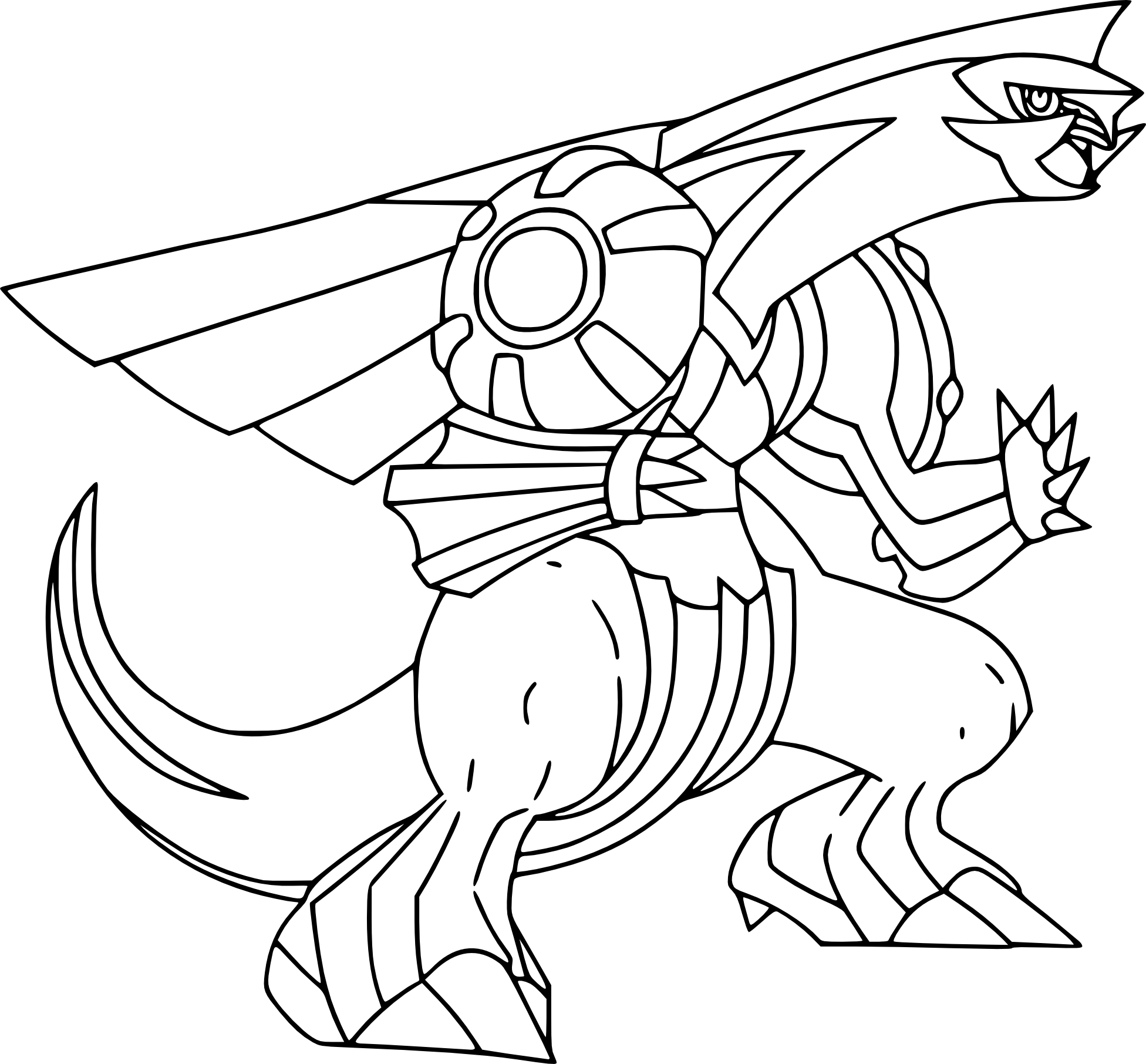 15 coloriage pokemon de magearna - Coloriage pokemon legendaire ...