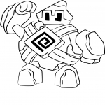 Coloriage Gringolem Pokemon