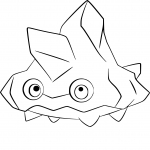 Coloriage Grelaçon Pokemon