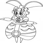 Coloriage Magearna Pokemon